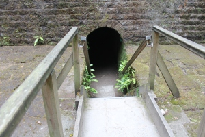 Entry in to the 'Coal tunnel'