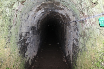 Inside the 'Coal Tunnel'